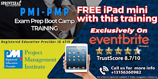 PMP® Certification Training in Fort McClellan