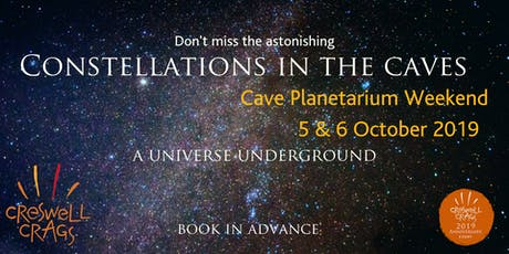 Constellations in the Caves tickets