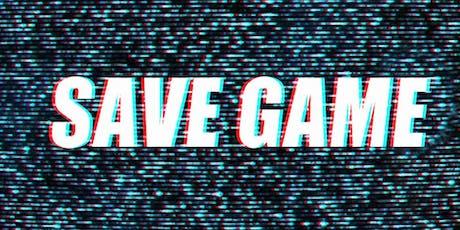 Taller SAVE GAME Sobre el videojuego, el paisaje y la pintura. - Adultos . entradas