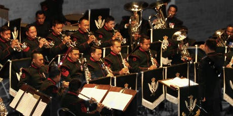 Darlington Gurkha Band Concert 2019 tickets