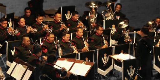 Darlington Gurkha Band Concert 2019