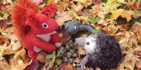 The MERL Family Event: Autumnal Animals  tickets