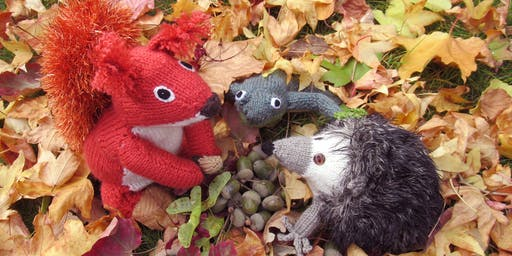 The MERL Family Event: Autumnal Animals