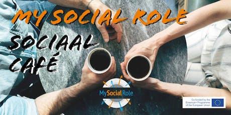 Social Cafe nr 1( workshop sociaal ondernemen) tickets