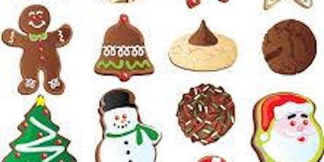 Ho Ho Ho Holiday Kid's Cookie Decorating Class tickets