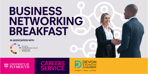 Business and Student Networking Breakfast 2019