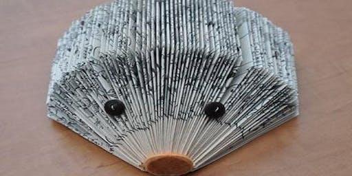 Half Term Hedgehogs (Whitworth) #halftermfun