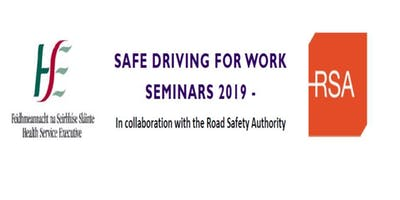 Safe Driving for Work Seminar