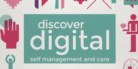 Discover Digital: self management and care (Dundee) tickets