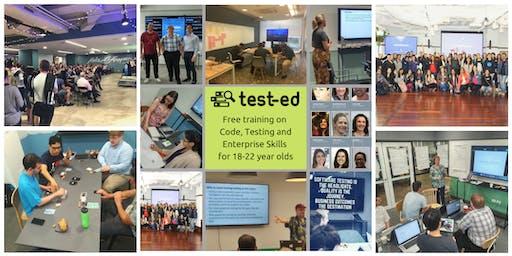 Code, Testing and People Skill Training Program