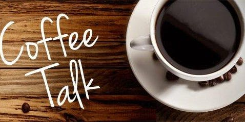 Fundraisers Coffee Talk