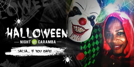 Halloween Latin Party @ Caramba tickets