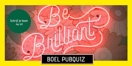 BOEL Pubquiz tickets