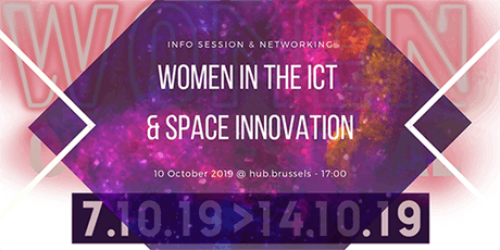 Keynotes Women in the ICT & space innovation tickets