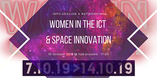 Keynotes Women in the ICT & space innovation