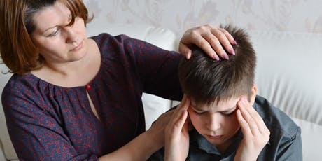 Concussion, migraine and post traumatic headache in children and teenagers. tickets