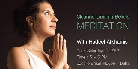 Clearing Limiting Beliefs Meditation tickets
