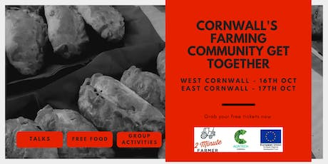 West Cornwall's Farming Community Get Together tickets