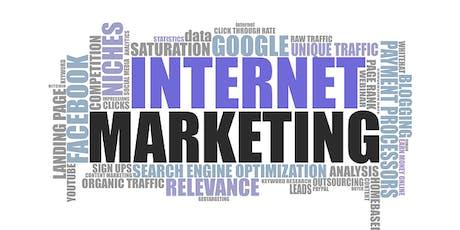 Online Content Marketing tickets