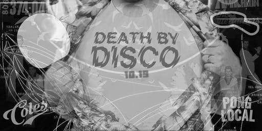 OCT SHAKEHANDS :: DEATH BY DISCO
