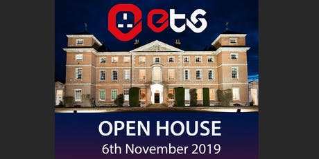 ETS Open House 2019 tickets