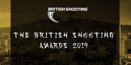 British Shooting Awards 2019  tickets