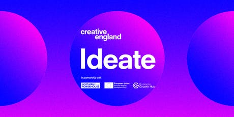 Ideate Bootcamp tickets