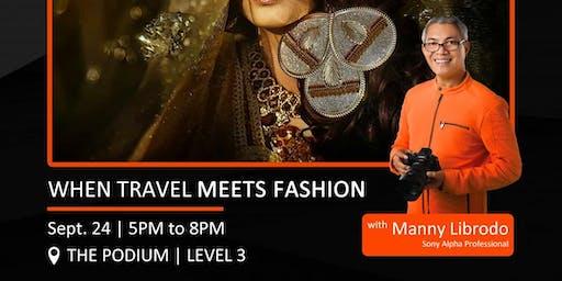 When Travel Meets Fashion