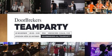 DoorBrekers TeamParty tickets