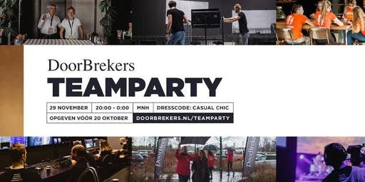 DoorBrekers TeamParty