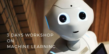 3 days Machine Learning Workshop tickets