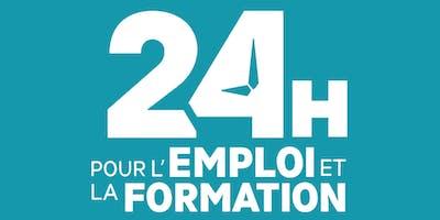 24 Heures Pour l'Emploi et la Formation – Évreux 2020