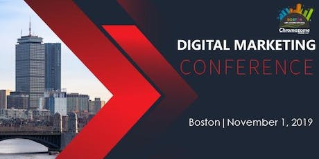 Digital Marketing Conference - Boston tickets