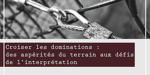 Journée d'étude - Croiser les dominations - ENS de Lyon