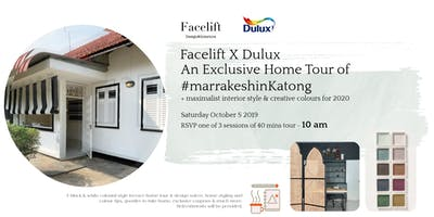 DULUX x FACELIFT DESIGN: #MarrakeshinKatong Exclusive Home Tour (Session 1)