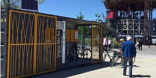 Visitez notre abri vélo sécurisé Mobilypod