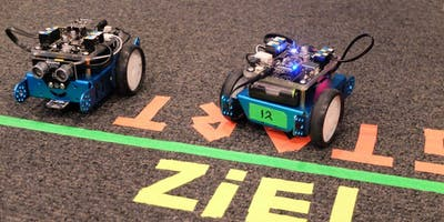 "Aktionstag: Roboter Ralley ""Süßes oder Saures"" am 29.10.2019"