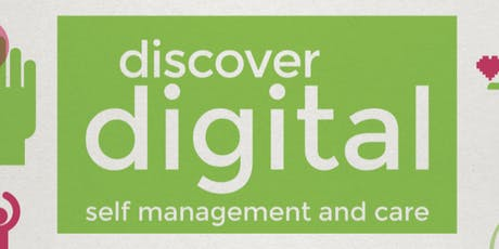 Discover Digital: self management and care (Inverness) tickets