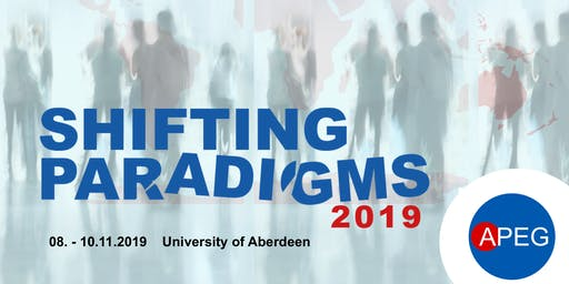 Shifting Paradigms 2019: Developing an Economy that works