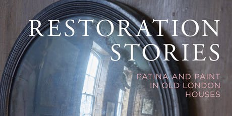 TALK & BOOK SIGNING: Philippa Stockley 'Restoration Stories' tickets