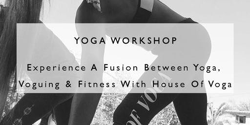 Morning 'Voga' Class by HOUSE OF VOGA