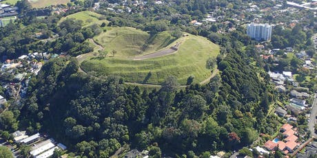 Auckland Heritage festival - GUIDED WALK -  CENTRAL AUCKLAND VOLCANOES tickets