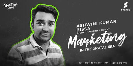 Marketing in the Digital Era! tickets