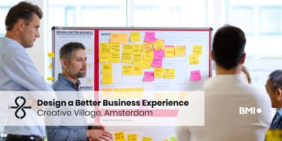 Design a Better Business Experience - Amsterdam
