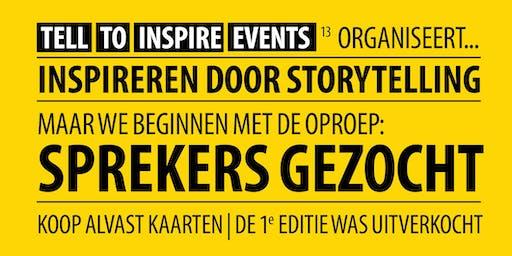 Inspireren door storytelling