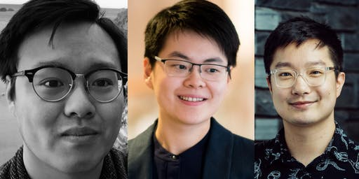 Miriam Allott Visiting Writers: Chen Chen, Jay G Ying & Mary Jean Chan