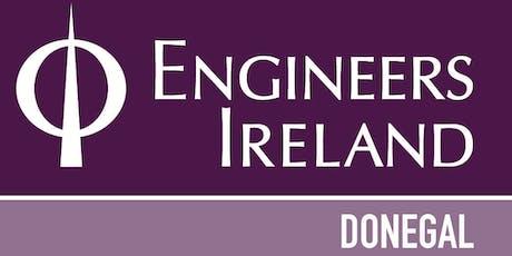 Engineers Ireland Donegal Region: Chartered Engineer Information Evening tickets