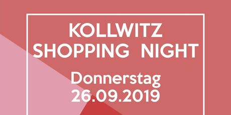 Kollwitzplatz - Shopping Night Tickets