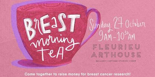 Breast Morning Tea