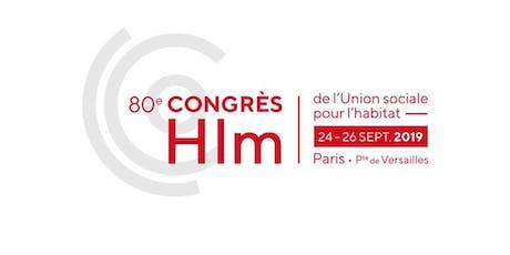 Congrès USH : présentation du Mobilypod billets